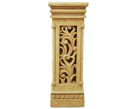 Decorative Pillars; more